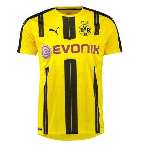 Compra Camiseta Borussia Dortmund 2016-2017 Puma Home Original cfaf37ccbab08