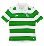 Camiseta Celtic Football Club 2016-2017 Home de criança