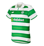 Camiseta Celtic Football Club 2016-2017 Home de mulher