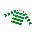 Camiseta mangas compridas Celtic Football Club 2016-2017 Home de criança
