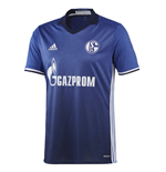 Camiseta Schalke 04 2016-2017 Home