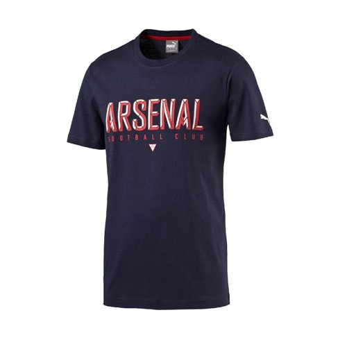 Camiseta Arsenal 2016 Puma Fan
