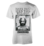 Camiseta Harry Potter - Have You Seen This Wizard