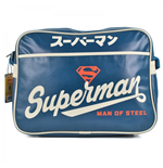 Bolsa Messenger Superman - Blue Japanese