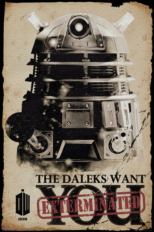 Poster Doctor Who 212426