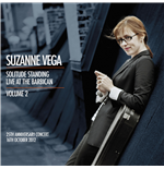 Vinil Suzanne Vega - Live At The Barbican Vol.2 (2 Lp)