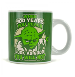 Caneca Star Wars When 900 Years