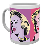 Caneca Marilyn Monroe - Pop