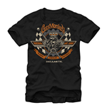 Camiseta Gas Monkey Garage Texas Made Preta