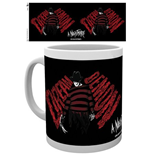 Caneca Nightmare On Elm Street 212745