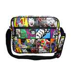 Bolsa Messenger Joker Pop Art