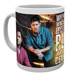 Caneca Supernatural - Sam & Dean