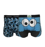 Pack Cuecas Muppet Cookie Monster