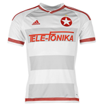 Camiseta Wisla Krakow 2016-2017 Away