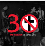 Vinil Bad Religion - 30 Years Live