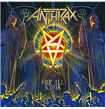Vinil Anthrax - For All Kings (2 Lp)