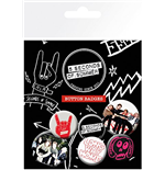 Broche 5 seconds of summer