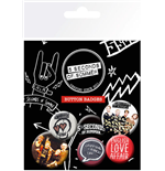 Broche 5 seconds of summer 213466