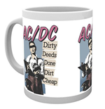 Caneca AC/DC - Dirty Deeds