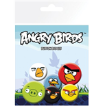 Broche Angry Birds 213498