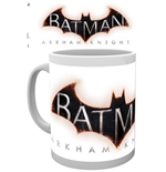 Caneca Batman Arkham Knight - Logo