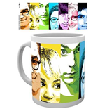 Caneca Big Bang Theory - Rainbow