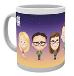 Caneca Big Bang Theory 213618
