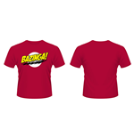 Camiseta Big Bang Theory - Bazinga