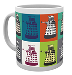 Caneca Doctor Who - Pop Art