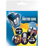 Broche Doctor Who 213713