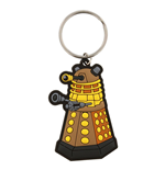 Chaveiro de borracha Doctor Who - Dalek Illustration