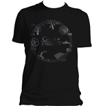 Camiseta Jogo de Poder Soberano (Game of Thrones) - Round Sigil
