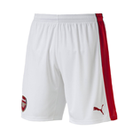 Shorts Arsenal 2016-2017 Home (Branco)