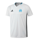 Camiseta Olympique Marseille 2016-2017 (Branco)