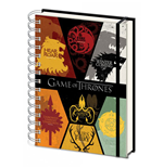 Papelaria Game of Thrones 213976