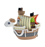 One Piece Cofre Ship Going Merry 10 cm