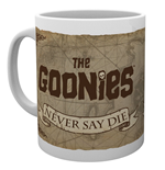 Caneca The Goonies  - Never Say Die