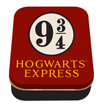 Caixa de metal Harry Potter  - Hogwarts Express