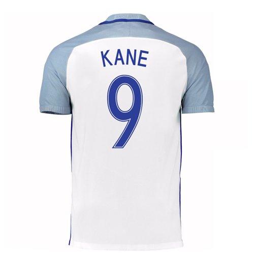 Compra Camiseta Inglaterra 2016-17 Home Nike (Kane 9) Original f145464468be2