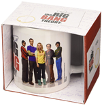 Caneca Big Bang Theory - Group Portrait