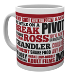 Caneca Friends - Quotes