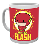 Caneca Dc Comics - Justice League - Flash Chibi