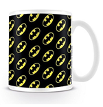 Caneca Dc Originals - Batman Logo Pattern