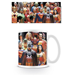 Caneca Justice League 214836
