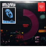 Vinil Billie Holiday - Strange Fruit   Coloured Vinyl