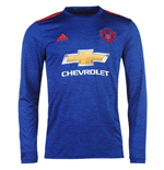 Camiseta Manchester United FC 2016-2017 Away
