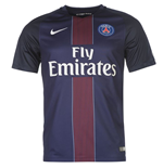 Camiseta Paris Saint-Germain 2016-2017 Home Nike de criança
