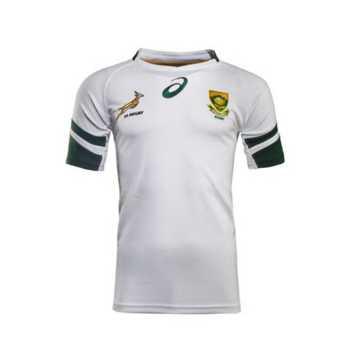 Compra Camiseta Africa do sul Rugby 2016-2017 Springboks Alternate 3482a8a6ebc79