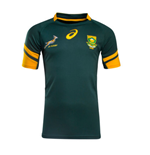 Camiseta África do Sul Rugby 2016-2017 Home Springboks