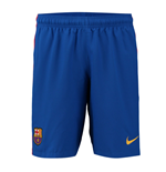 Shorts Barcelona 2016-2017 Home (Azul escuro)